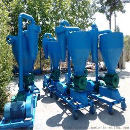 大**柴油动力吸料机 罗茨风机气力输送机厂家qc