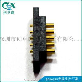 厂家直销智能相机弹簧针连接器 智能穿戴接触顶针