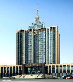 办公楼顶不锈钢避雷塔 业务楼不锈钢塔 大楼避雷针塔