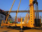 PHC预制管桩方桩施工机械柴油锤打桩机