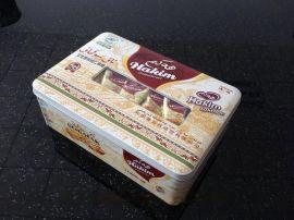 开窗|糖果铁盒|婚庆喜糖盒|长方形铁盒|费列罗巧克力包装盒|