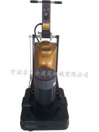 12T-580 多功能环氧地坪混凝土地面打磨机,配备大功率进口西门子,严防漏油漏水现象
