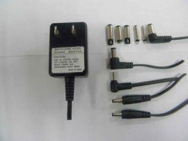 电源适配器 12V0.5A 低压开关电源 监控专用电源适配器