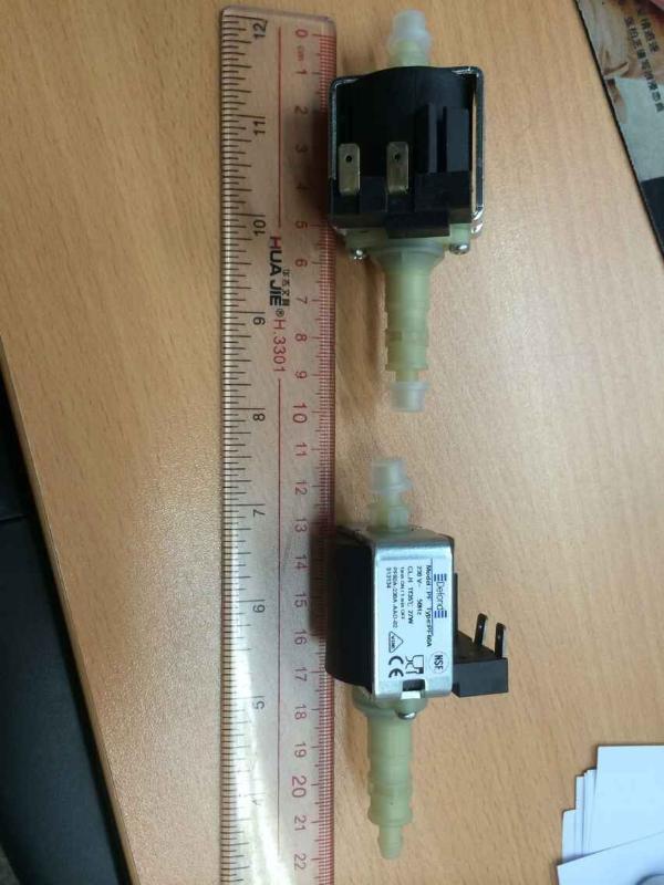 德豐2.5BAR電磁泵 PF60A/PF60B