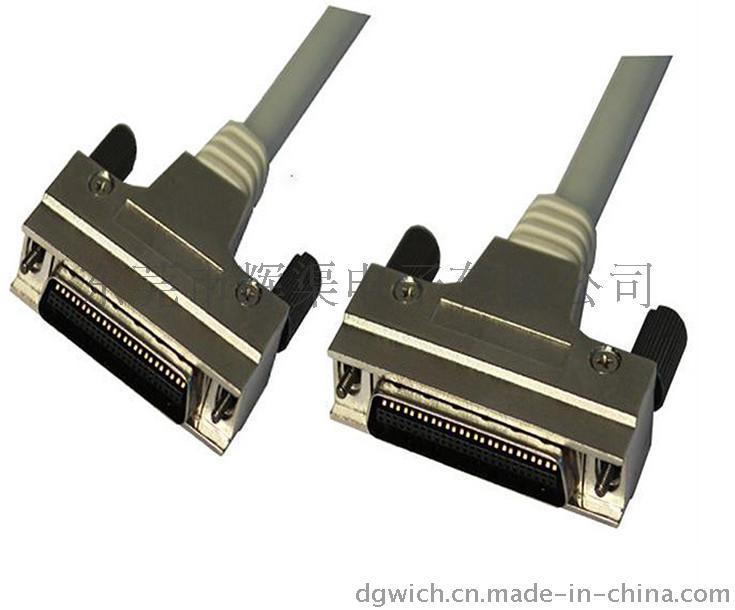 SCSI 50P 伺服電機控制線纜