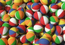 EVA异形球、EVA海绵球