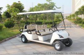 成都朗动LD-B4+2六座电动高尔夫球车