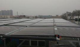 龙田太阳能热水工程案例——鑫海浴池热水工程