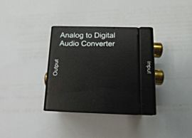 模拟转数字音频转换器