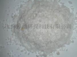 精制石英砂滤料 水处理石英沙 多介质过滤滤料 50公斤/包