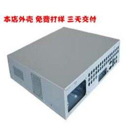钣金加工机箱1u机箱钣金设计激光切割加工外壳加工不锈钢钣金加工