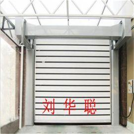 横岗厂家供应铝合金硬质卷帘门 不锈钢卷闸门厂家