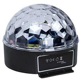 FB052  透明水晶球
