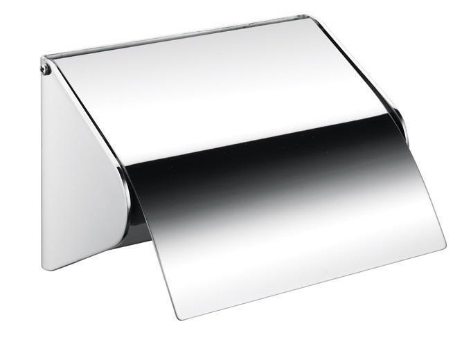 防水廁紙箱 不鏽鋼小捲紙盒 上開蓋式小捲紙巾架