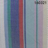 32S*30S 棉粘色织条 高档时装面料