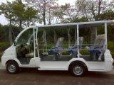 2016年新款十一座十四座燃油观光车
