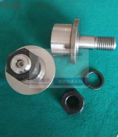 矫直机用支承辊轴承螺栓滚轮轴承PUKR76凸轮从动器