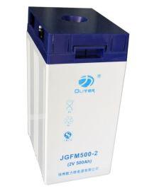 出口品質蓄電池,金太陽認證蓄電池,深迴圈光伏系統用2v500ah太陽能膠體蓄電池