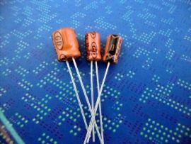 低漏电电解电容.SL series Low Leakage Current 低洩漏電流品