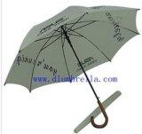 木弯头直骨伞