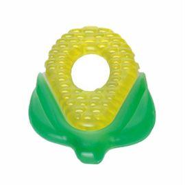 婴儿注水玉米卡通牙胶 EVA材质牙棒 咬牙器