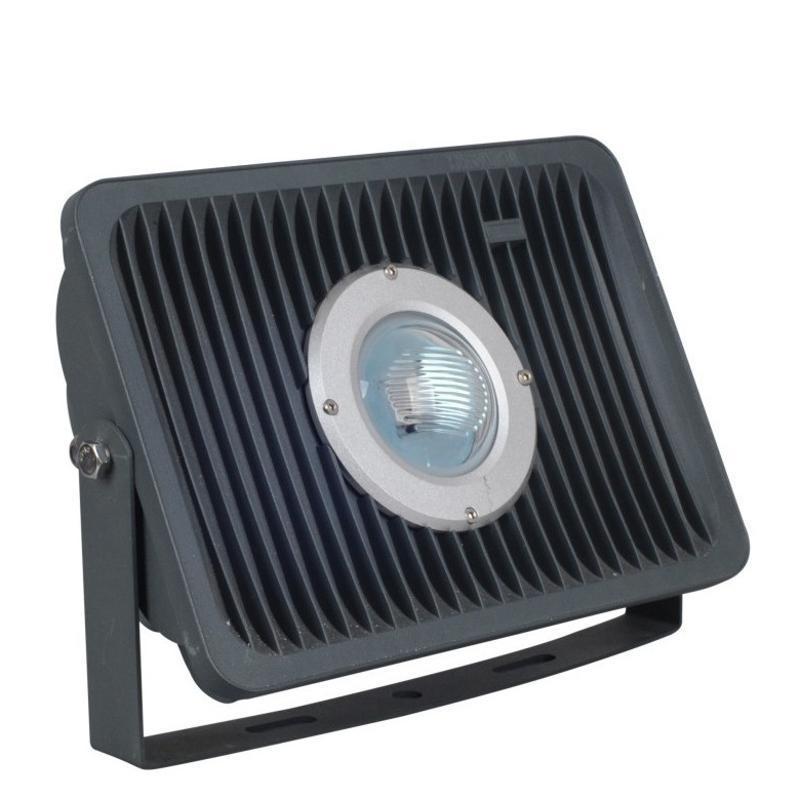 led投光灯 新款50W100W150W压铸集成泛光灯 户外防水投光灯外壳