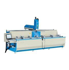 厂家直销明美 工业铝合金型材数控加工中心四轴加工中心 支持定制