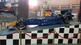 廠家資源直接舉辦玻璃鋼汽車模型 跑車模擬模型 F1賽車主題展覽活動