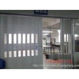 天津pvc折叠门,家用折叠门