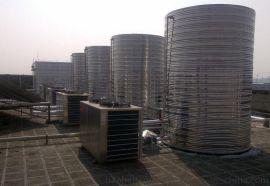 马鞍山含山太阳能空气能热泵热水器系统设备厂家