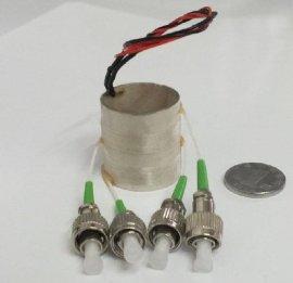 光纤拉伸压电陶瓷