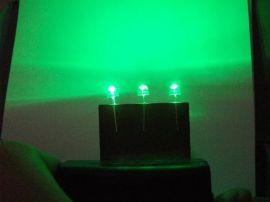 深圳厂家生产销售高亮/超高亮LED绿灯
