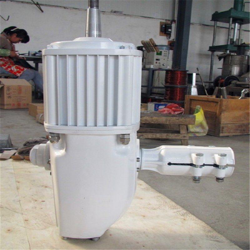 小型家用5000W风力发电机供照明水泵空调使用