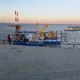 江苏小型清淤船,挖泥船现场视频,疏浚内河道挖泥船