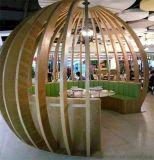 專供裝飾弧形鋁方通吊頂 波浪形鋁方通 木紋弧形鋁方通