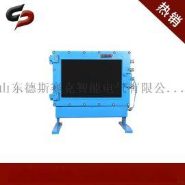 矿用隔爆兼本质安全型显示屏 江苏矿用隔爆显示器