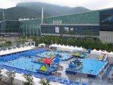 充气游泳池大型充气玩具_产品介绍_支架游泳池,充气水滑梯,移动式水...