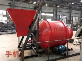 小型有机肥翻堆机设备,鸡粪有机肥发酵翻堆机厂家