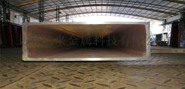 150*400尖角方管,上海制造尖角方管廠