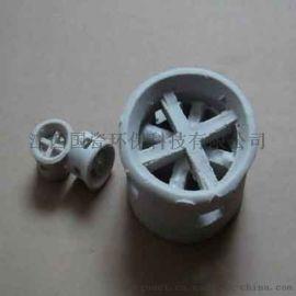 陶瓷阶梯环填料 陶瓷散堆填料