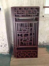 广州铝挂落厂家 不规则铝挂落 隔墙铝挂落