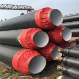 商丘 鑫龙日升 聚氨酯保温钢管 塑套钢聚氨酯发泡保温管