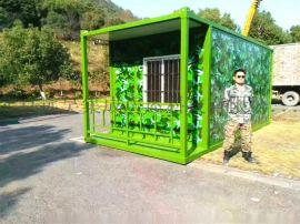 北京住人集装箱活动房出租、专业集装箱房定制出售