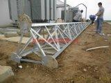 20米GFL1-1热镀锌四角角钢避雷针塔