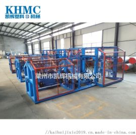 高速扭绳制绳机 塑料制绳捻线机 合绳绕绳机厂家