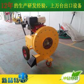 庆安直销内燃马路吹风机 手扶式路面吹风机价格 背负式汽油路面吹风机