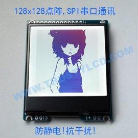 工业级128128图形点阵低功耗液晶显示模块