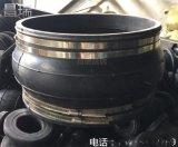供应山东KXT型卡箍式橡胶接头,不锈钢卡箍式橡胶接头生产厂家