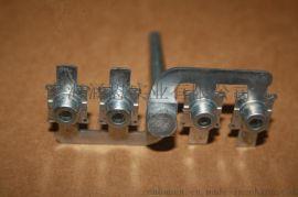 锌合金轴套,锌合金压铸产品,压铸件