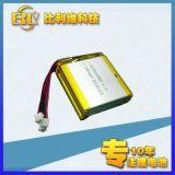 3.7V 1400mah聚合物锂电池移动电源 灯具电池